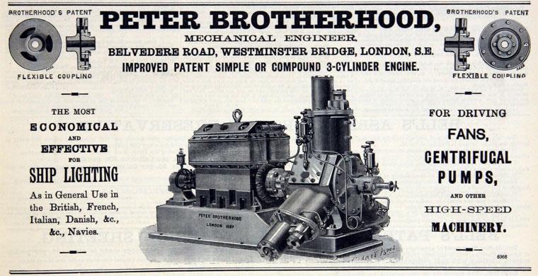 Peter Brotherhood tilbage